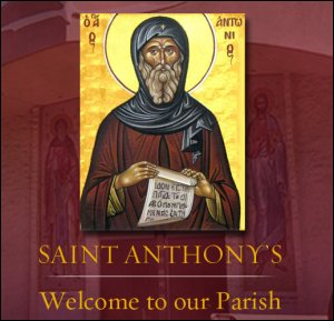 [Welcome to our Parish!]
